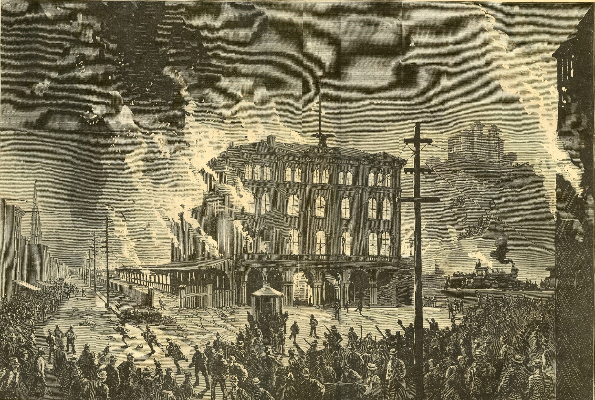 Harpers_8_11_1877_Destruction_of_the_Union_Depot