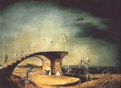 Dali-Broken-Bridge